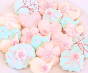 Cookies, food, and pastel image
