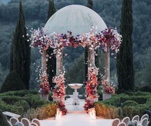 flowers, wedding, and amazing image