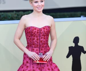 kristen bell, los angeles., and shrine auditorium image