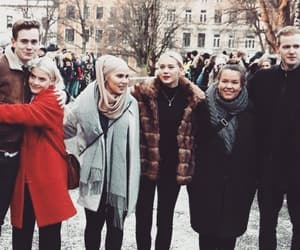 cast, norway, and skam image