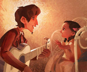 animation, baby, and coco image