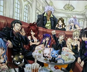 carla, happy, and fairy tail image