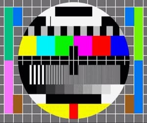 90s, tv, and color image