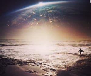 calm, sun, and calmness image