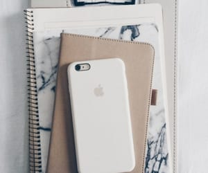 iphone, phone, and school image
