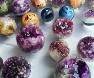 colors, magic, and crystal image