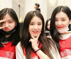 JYP, kpop, and heejin image