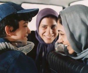 cap, family, and muslim image