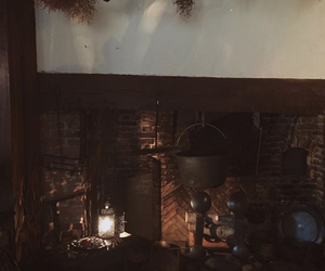 cauldron, witch house, and folklore image