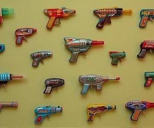 gun and toys image