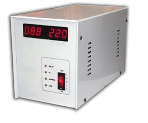 tranformers, electronices, and servo voltage stabilizers image