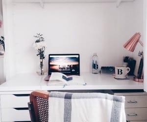 study, tumblr, and white image