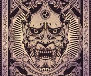 demon and hannya image