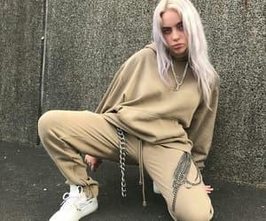 billie eilish and girl image