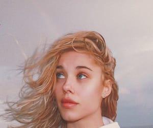 aesthetic, blue eyes, and icon image