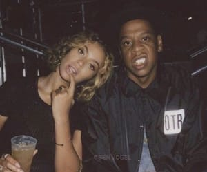 couple, vintage, and jay z image
