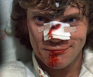 a clockwork orange, movie, and alex image
