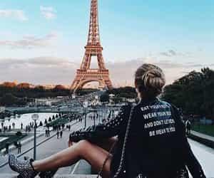 paris, girl, and fashion image