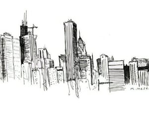 city, black, and overlay image