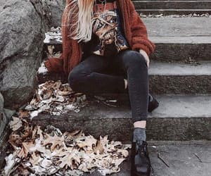 autumn, lua, and fashion image