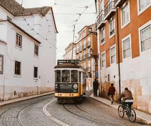 architecture, europe, and lisboa image