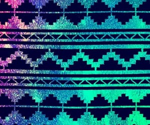 aztec, background, and pattern image
