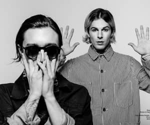 the nbhd, the neighbourhood, and jesse rutherford image