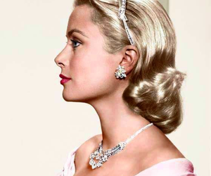 grace kelly, actress, and beautiful image