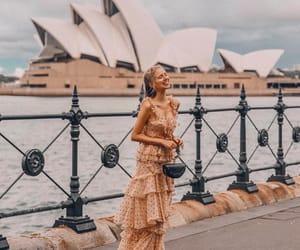 australia, dress, and fashion image