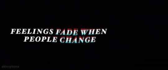 feelings, black, and change image