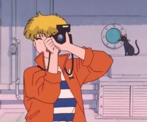 90s, anime, and manga image