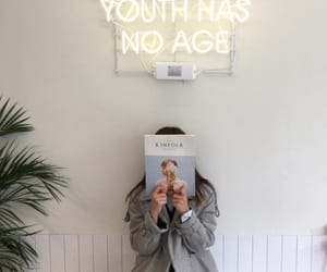 aesthetic, white, and book image