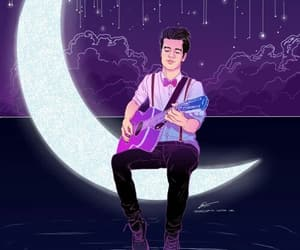 art and brendon urie image