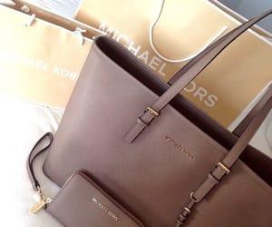 Michael Kors and bag image