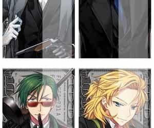 zeno, akatsuki no yona, and jae ha image