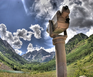 aspen, colorado, and hdr image