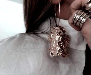 accessories, earrings, and jewelry image