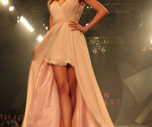 pink, white, and drees image