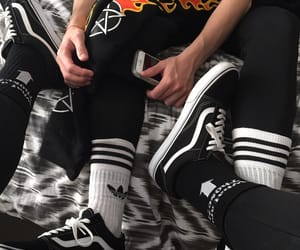 vans and adidas image