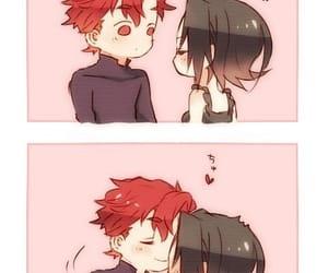 love, anime, and kawaii image
