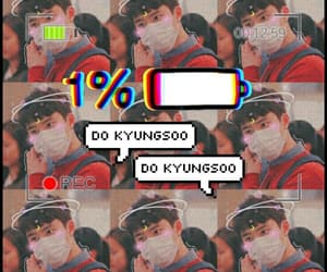 do, wallpaper, and kyungsoo image