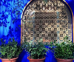 blue, green, and morocco image