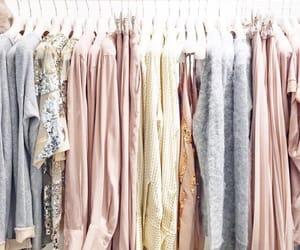 closet, clothing, and fashion image