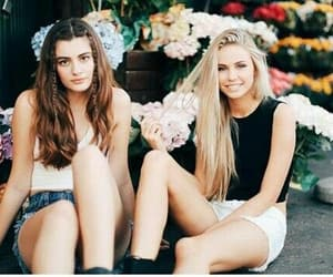 brandy melville, scarlett leithold, and amigas  image