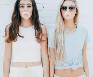 brandy melville, amigas , and diana silvers image