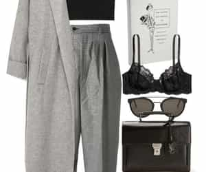 classy, Polyvore, and outfit image