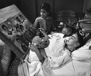 Frida, art, and frida kahlo image