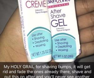tip and shavingcream image