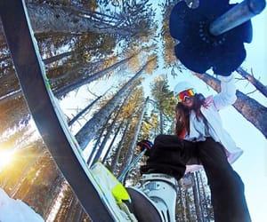 fun, Skiing, and winter image