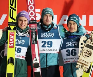 skijumping, peter prevc, and wellinger image